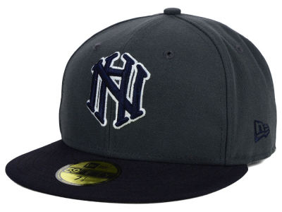 New Hampshire Wildcats NCAA 2 Tone Graphite and Team Color 59FIFTY Cap Hats