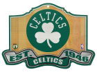 Boston Celtics Wincraft 11x17 Wood Sign Flags & Banners