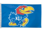 Kansas Jayhawks Wincraft 3x5ft Flag Flags & Banners