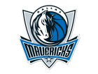 Dallas Mavericks Wincraft Die Cut Color Decal 8in X 8in Bumper Stickers & Decals