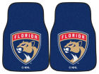 Florida Panthers Car Mats Set/2 Auto Accessories