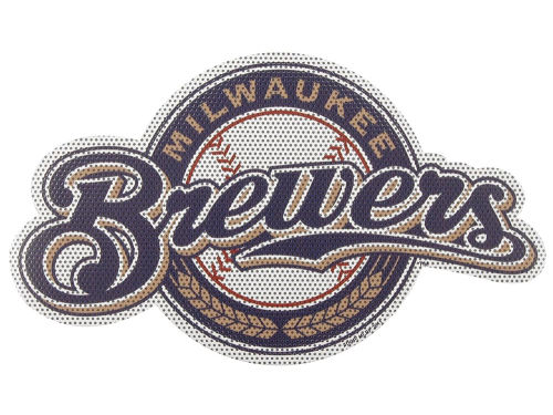 Milwaukee Brewers 12in Window Film