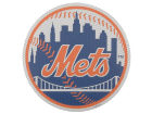 New York Mets 12in Window Film Auto Accessories