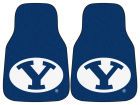 Brigham Young Cougars Car Mats Set/2 Auto Accessories