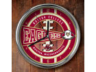 Boston College Eagles Chrome Clock Bed & Bath