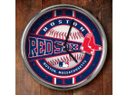 Boston Red Sox Chrome Clock Bed & Bath