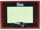New England Patriots Art Glass Picture Frame Bed & Bath