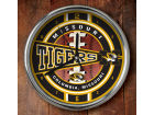 Missouri Tigers Chrome Clock Bed & Bath