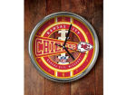 Kansas City Chiefs Chrome Clock Bed & Bath