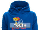 Kansas Jayhawks NCAA Youth Basketball Hoodie Sweatshirts