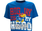 Kansas Jayhawks NCAA Youth My Hero T-Shirt T-Shirts