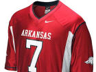 Arkansas Razorbacks #7 Nike NCAA Replica Football Jersey Jerseys