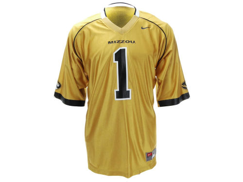 Missouri Tigers #28 Nike NCAA Replica Football Jersey