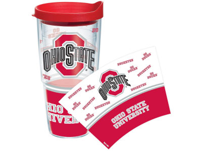 Tervis Tumbler NCAA 24oz. Wrap Tumbler with Lid