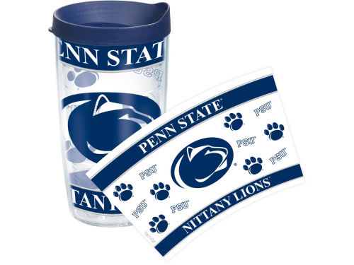 Penn State Nittany Lions Tervis Tumbler 16oz Wrap Tumbler With Lid