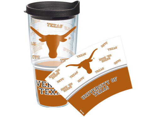 Texas Longhorns Tervis Tumbler 24oz Tumbler With Lid
