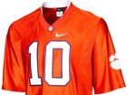 Clemson Tigers #10 Nike NCAA Twill Football Jersey Jerseys
