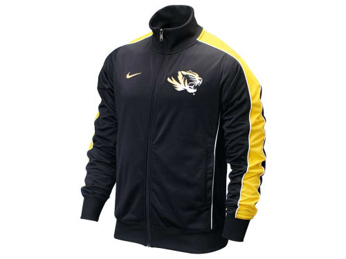 Missouri Tigers Nike NCAA Be Cool Track Jacket