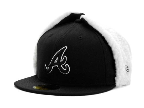 Atlanta Braves New Era MLB Dogear 59FIFTY Hats