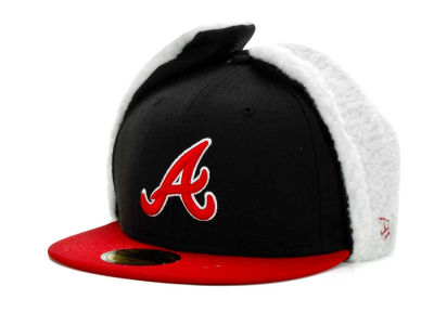Atlanta Braves MLB Dogear 59FIFTY Hats
