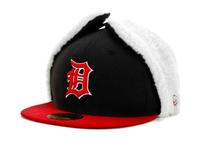Detroit Tigers MLB Dogear 59FIFTY Hats
