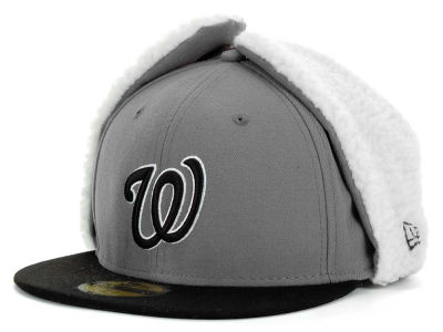 Washington Nationals MLB Dogear 59FIFTY Hats