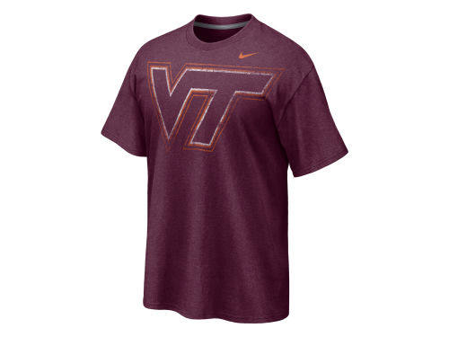 Virginia Tech Hokies Nike NCAA Big Time T-Shirt