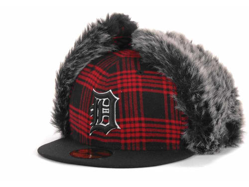 Detroit Tigers New Era MLB Bufdog 59FIFTY Hats