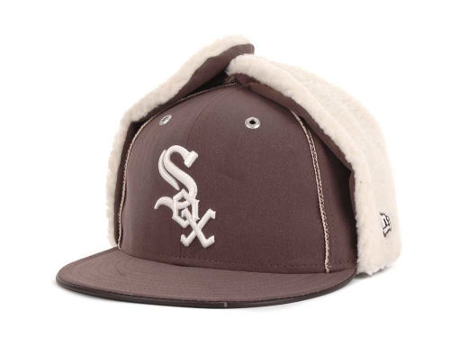 Chicago White Sox New Era MLB Dabu 11 59FIFTY Hats