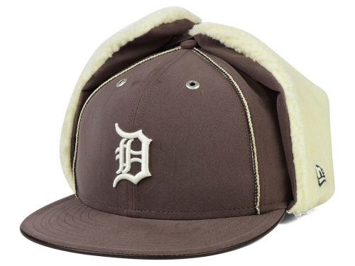 Detroit Tigers New Era MLB Dabu 11 59FIFTY Hats
