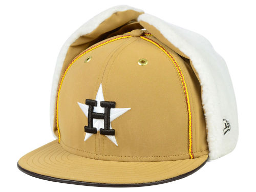Houston Astros New Era MLB Dabu 11 59FIFTY Hats