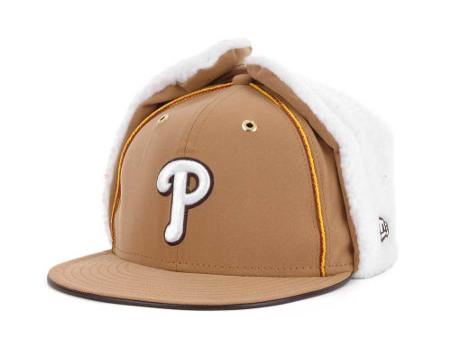 Philadelphia Phillies New Era MLB Dabu 11 59FIFTY Hats