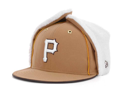 Pittsburgh Pirates New Era MLB Dabu 11 59FIFTY Hats