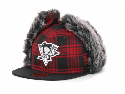 Pittsburgh Penguins NHL Bufdog 59FIFTY Hats