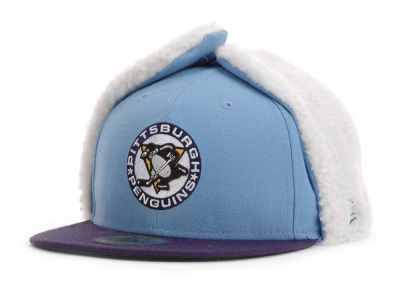 Pittsburgh Penguins NHL Dogear 59FIFTY Hats