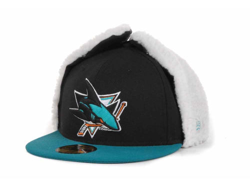 San Jose Sharks New Era NHL Dogear 59FIFTY Hats