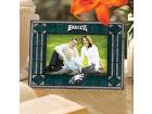 Philadelphia Eagles Art Glass Picture Frame Bed & Bath