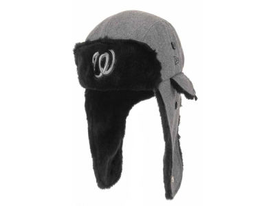Washington Nationals MLB Trap 2011 39THIRTY Hats