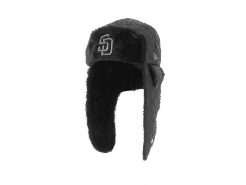 San Diego Padres New Era MLB Quilt Trap Cap Hats