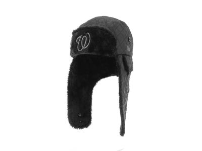 Washington Nationals MLB Quilt Trap Cap Hats