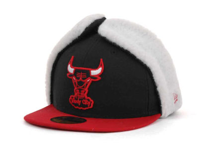 Chicago Bulls NBA Hardwood Classics Dogear 2011 59FIFTY Hats