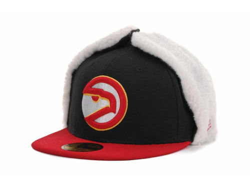 Atlanta Hawks New Era NBA Hardwood Classics Dogear 2011 59FIFTY Hats
