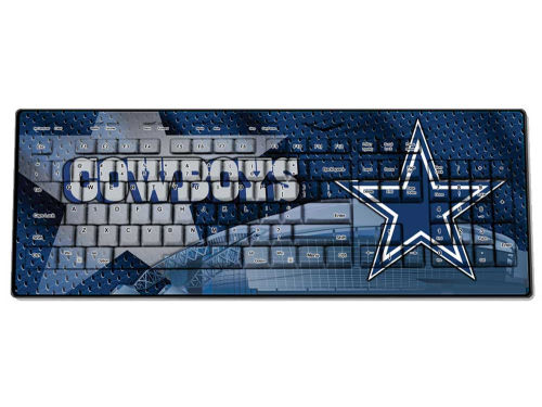 Dallas Cowboys Wireless Keyboard
