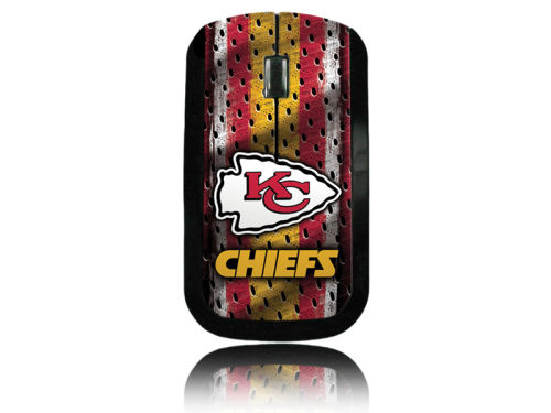 Kansas City Chiefs Wireless Mouse