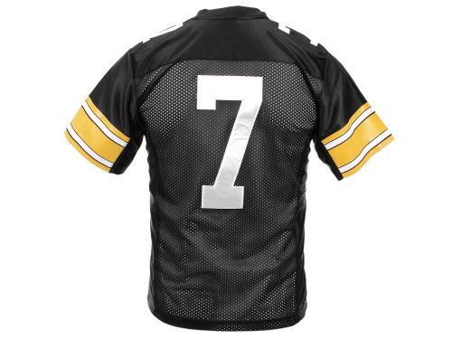 Iowa Hawkeyes #7 Haddad Brands NCAA Youth Football Jersey