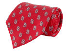 St. Louis Cardinals Eagles Wings Poly Woven Tie Apparel & Accessories