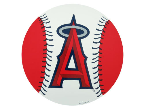 Los Angeles Angels of Anaheim 12in Car Magnet