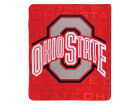 Ohio State Buckeyes Northwest Company Poly Fleece Blanket Bed & Bath