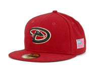 New Era MLB AC On Field 9-11 Patch 59FIFTY Fitted Hats