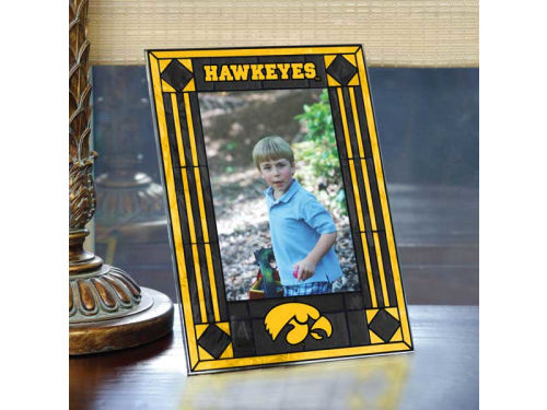 Iowa Hawkeyes Vertical Frame